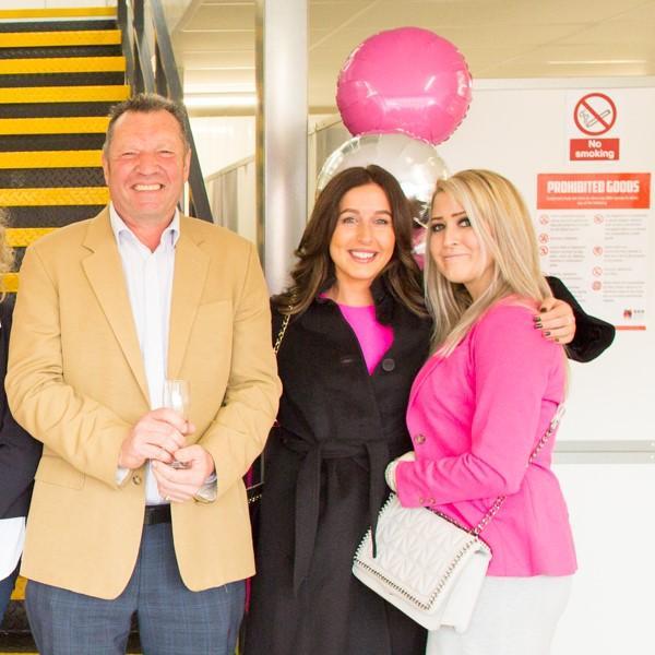 Pink Hippo Leatherhead Storage Team